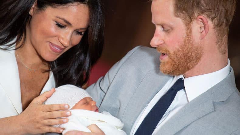 Общество: Меган Маркл заподозрили в новой беременности