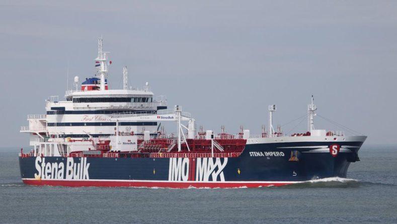 Общество: Ирану грозит заморозка активов за задержку танкера Британии