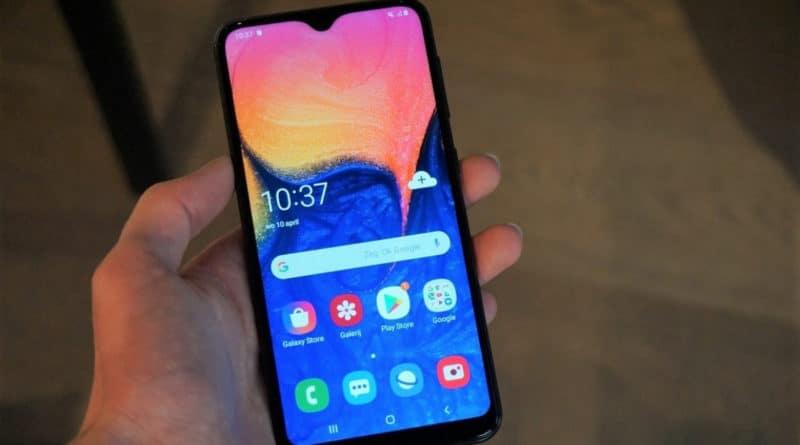 Технологии: Galaxy A10 - бюджетная линейка смартфонов от Samsung