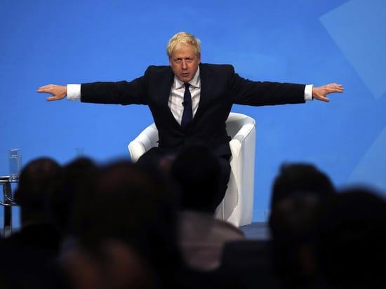 Общество: Борис Джонсон стал новым премьером Великобритании