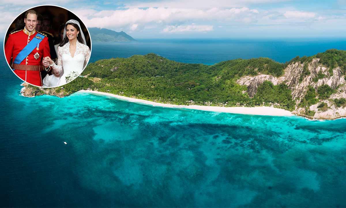 Медовый месяц принца Уильяма и Кейт Миддлтон