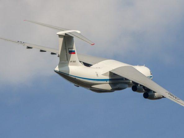 Общество: Истребители Британии сопроводили Ил-76 РФ около Эстонии