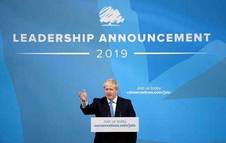 Общество: Reuters: Новым премьер-министром Великобритании стал Борис Джонсон