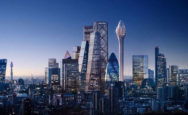 Общество: Власти Лондона отказали самому богатому банкиру мира в разрешении построить небоскреб