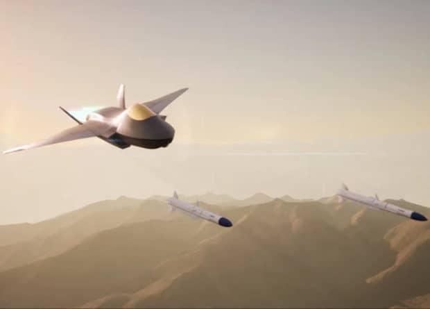 Без рубрики: Британские ВВС обзаведутся беспилотными ведомыми