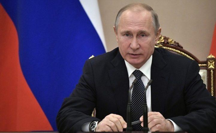 Общество: Реакция Путина на избрание Джонсона: Известна реакция Путина на избрание Джонсона новым премьером Британии