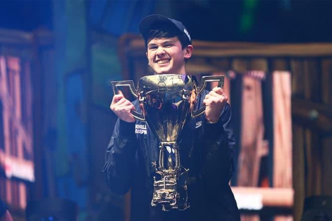 Общество: Подросток из США стал чемпионом по Fortnite и выиграл рекордные $3 миллиона