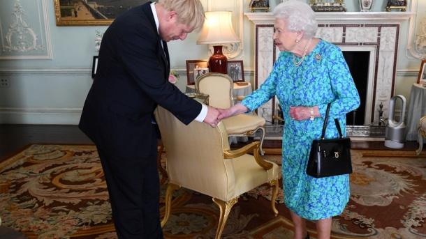 Общество: Борис Джонсон официально стал новым премьером Великобритании