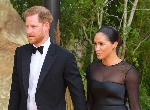 """Общество: Поцелуй с Бейонсе: принц Гарри и Меган Маркл посетили премьеру """"Короля Льва"""""""