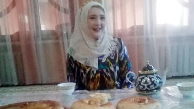 Общество: Гражданка Великобритании переехала к мужу-узбеку в кишлак | Вести.UZ