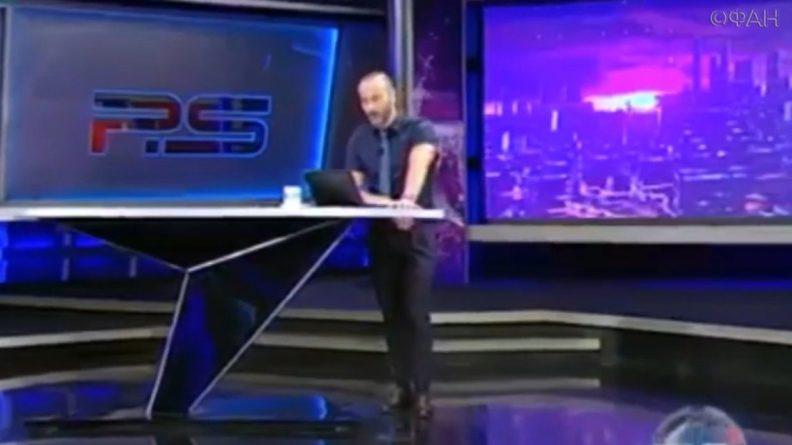 Общество: От выходки Габунии обалдели даже грузинские власти. Александр Малькевич.