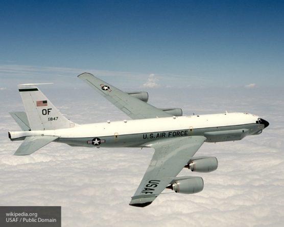 Самолет-разведчик Великобритании заметили у российских границ