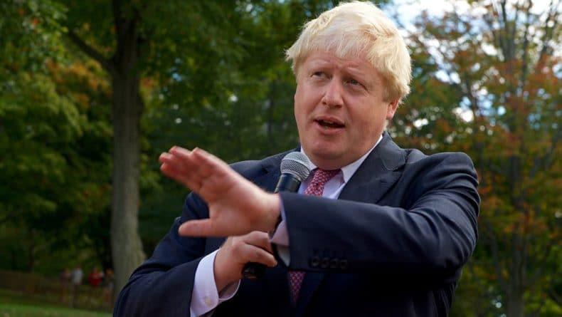 Общество: Борис Джонсон стал новым премьер-министром Великобритании