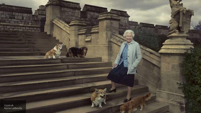 Знаменитости: СМИ рассказали, какие сериалы любит смотреть Елизавета II рис 2