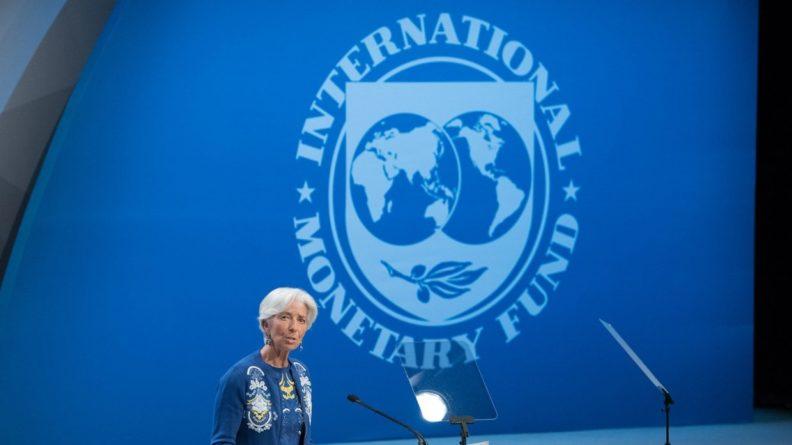 Общество: МВФ снова ухудшил прогноз роста мировой экономики
