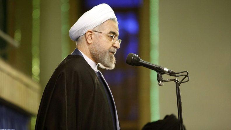 Общество: Роухани заявил, что Иран не позволит устраивать беспорядок в Ормузском проливе