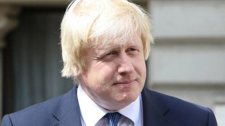 Общество: Джонсон дал первое обещание на посту премьер-министра Великобритании
