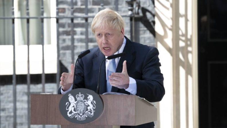 Общество: Великобритания ускорит выход из ЕС без соглашения с Брюсселем