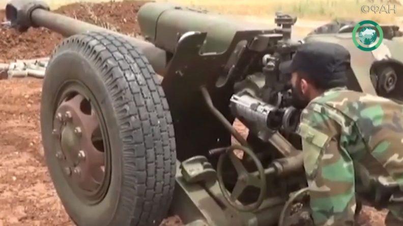 Общество: Армия Сирии возобновила наступление на севере Хамы, террористы «Ан-Нусры»* готовят ответ