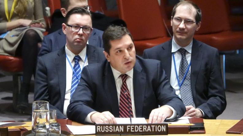 Общество: Россия представила в ООН свою концепцию безопасности в Персидском заливе