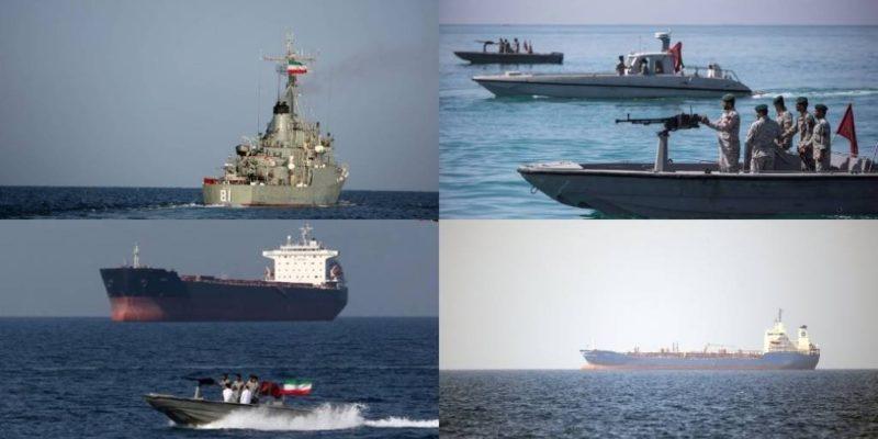 Без рубрики: МИД Великобритании заявил о возможном увеличении военных в водах вдоль побережья Ирана