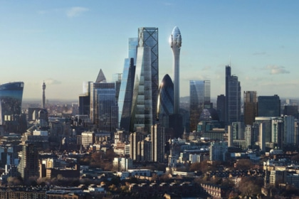 Без рубрики: Лондон лишился уникальной башни