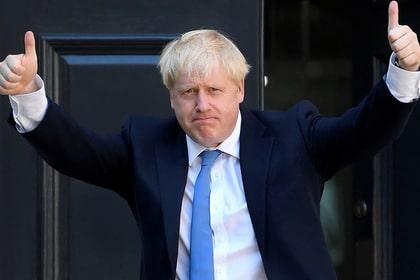 Без рубрики: Британия обрела нового премьер-министра