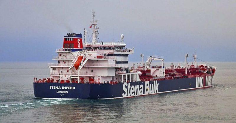 Общество: Европа поможет флоту Британии у берегов Ирана. Но откажет США