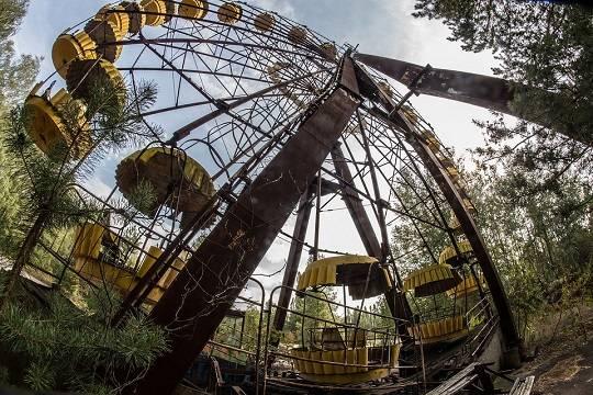 Общество: В Чернобыле задержали «сталкеров» с гражданством России и Британии