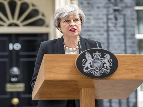 Общество: Тереза Мэй ушла с поста премьер-министра Великобритании
