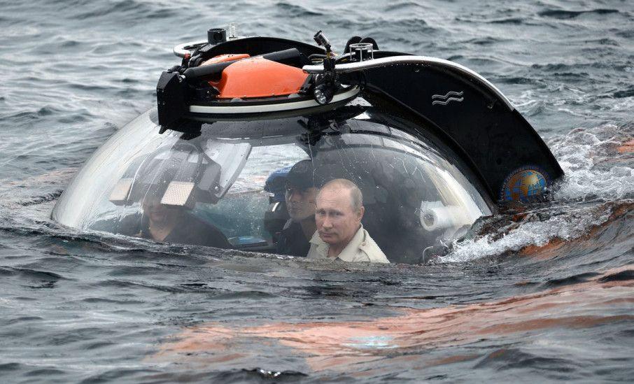 Общество: Великобритания запретила поставки в Россию подводных аппаратов