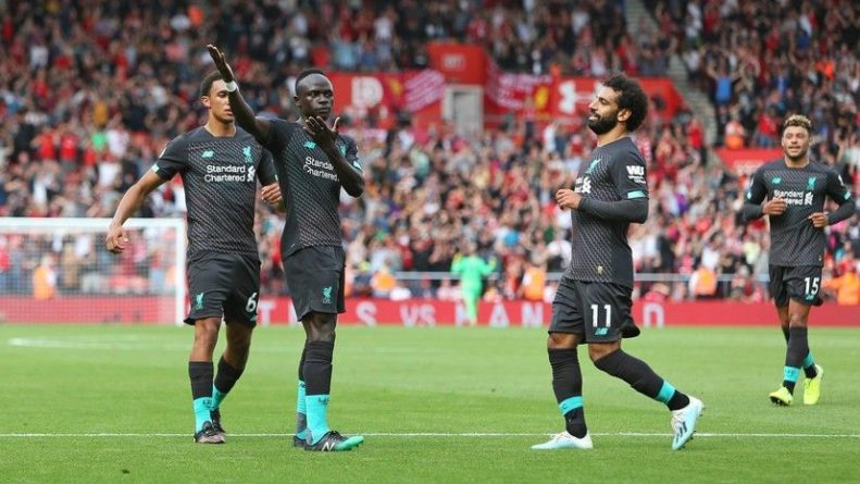 Общество: «Ливерпуль» одержал вторую победу подряд в чемпионате Англии по футболу, обыграв «Саутгемптон» — РТ на русском