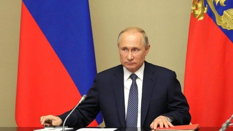 Общество: СМИ указали Западу и США на мастерство Путина на международной арене