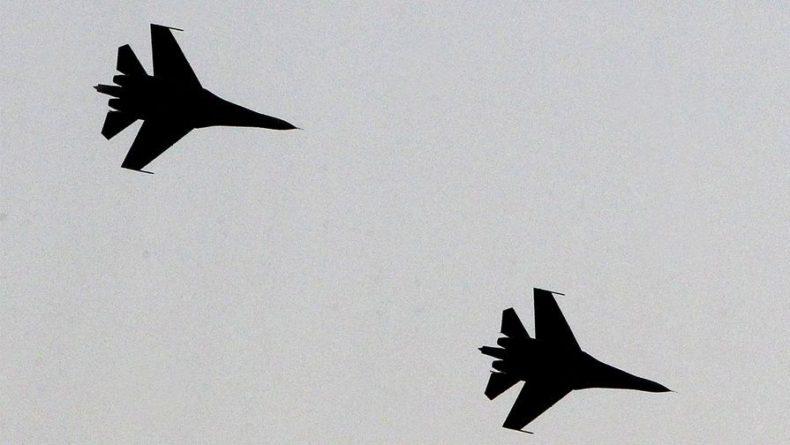 Общество: Истребители ВВС Британии сопроводили российские самолеты над Балтикой