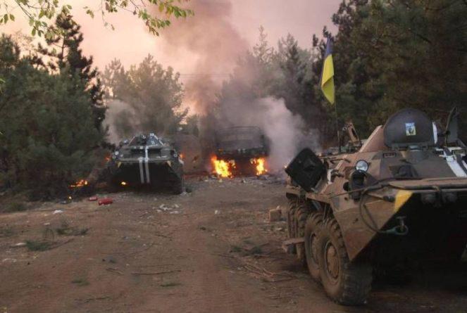 Общество: Британцы нашли «доказательства» участия России в войне на Донбассе
