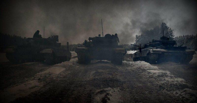 Общество: В Британии реконструировали участие российских танков в боях в Иловайске