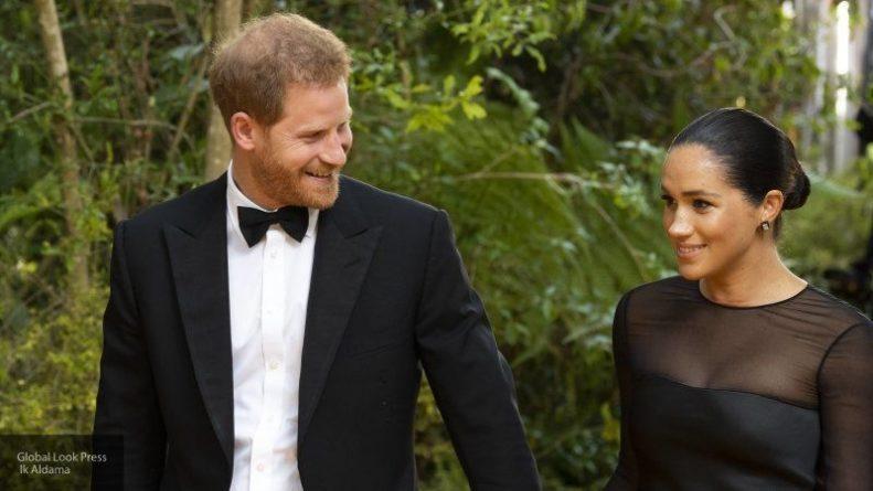 Общество: Меган Маркл и принц Гарри наняли третью няню за последние три месяца для сына Арчи