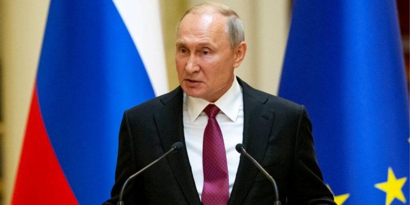 Общество: История русского шпиона. ВБритании выйдет сериал оПутине