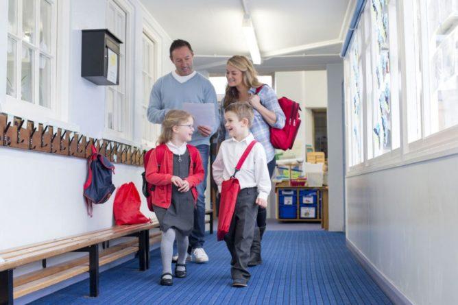 Общество: «School is coming»: британский национальный квест