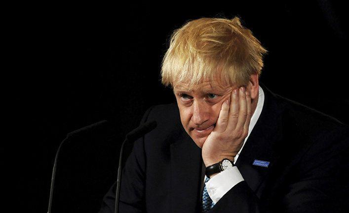 Общество: Politico (США): новый «хозяин» Великобритании после Брексита — Дональд Трамп