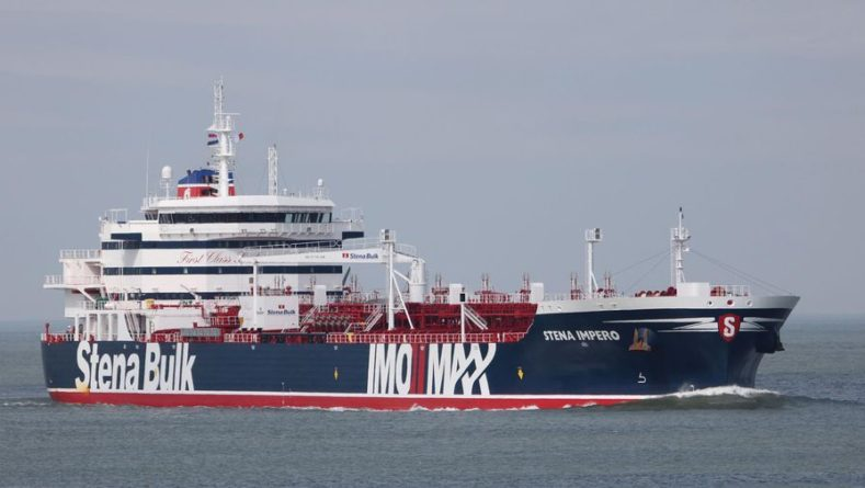 Общество: Иран может освободить британский танкер Stena Impero