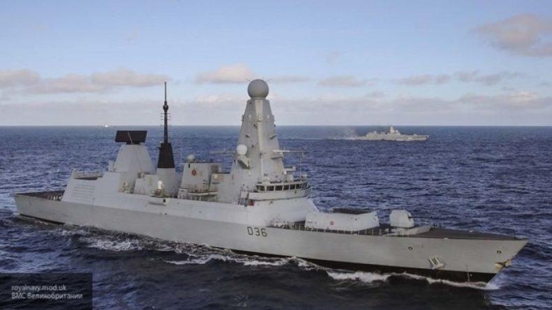 Общество: Великобритания направила еще один военный корабль в Ормузский пролив