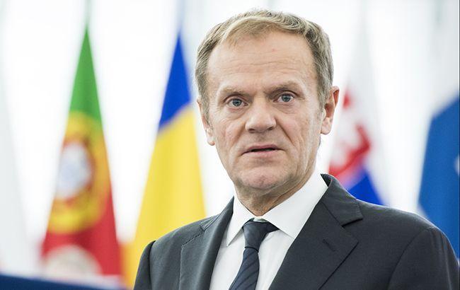 Общество: ЕС не будет сотрудничать с Британией по Brexit без соглашения, - Туск