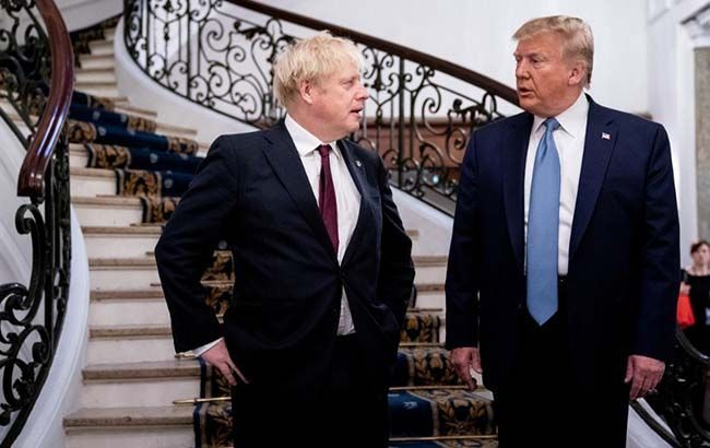 """Общество: Президент США пообещал Британии """"очень большую"""" торговую сделку после Brexit"""