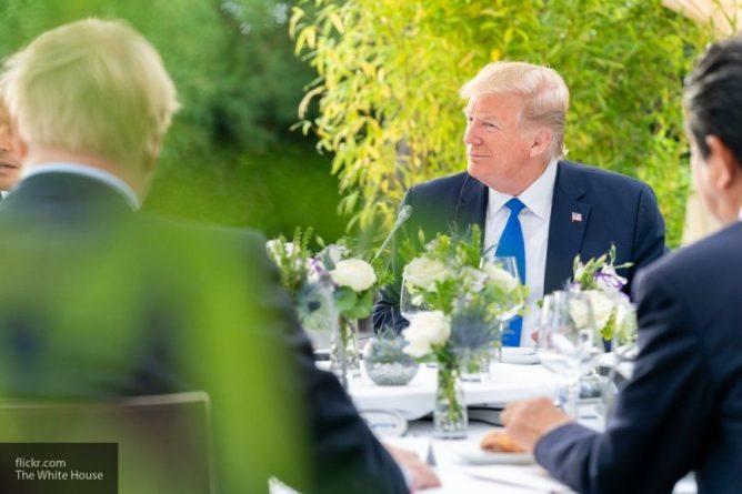 Трамп заявил, что совсем скоро США и Великобритания заключат торговое соглашение