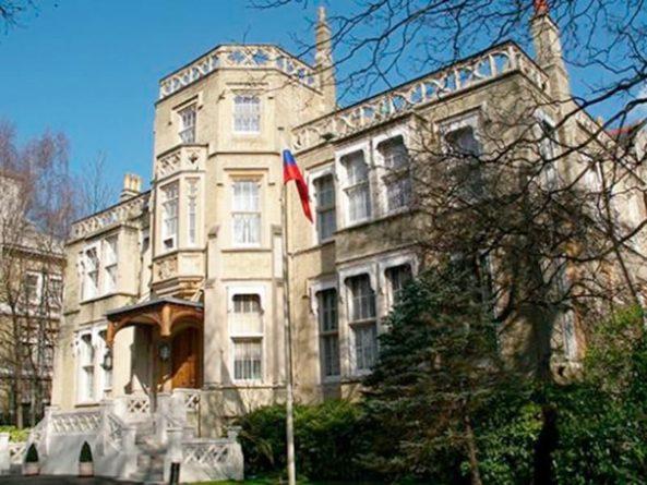 Посол России в Великобритании Александр Яковенко завершил дипломатическую миссию