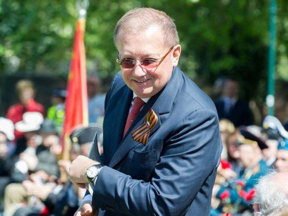 Общество: В Кремле объяснили отставку посла РФ в Великобритании