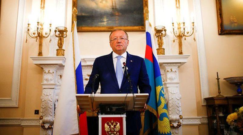 Без рубрики: За что убрали Яковенко – Россия меняет посла в Лондоне : Политика Newsland