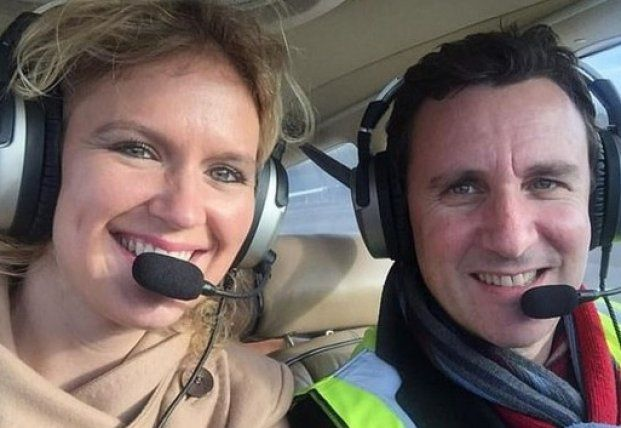 Общество: Разбился в авиакатастрофе знаменитый британский композитор, его жена и младенец