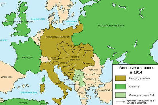 Общество: Почему Россия, Англия и Франция объединились в военный блок?